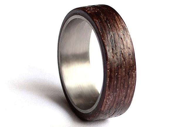 Best selling wooden ring