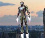 Fully Functioning Original Iron Man Suit