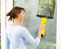 Kärcher WV50 - the Cordless Window and Flat-Surface Wet Vac