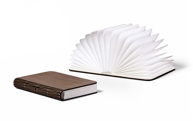Lumio - the Book Lamp