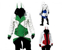 Assassins Creed III Hoodie