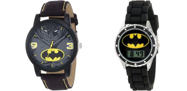 Buy Batman Logo Watches on Amazon