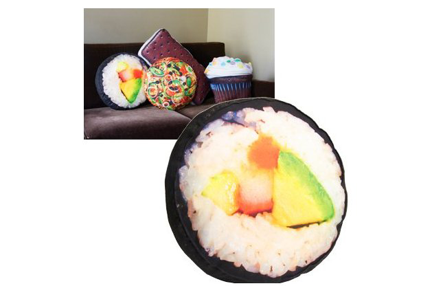 Buy DCI Sushi Yummy Pillow on Amazon