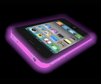 Buy Glow in the Dark iPhone 5 Case on Amazon