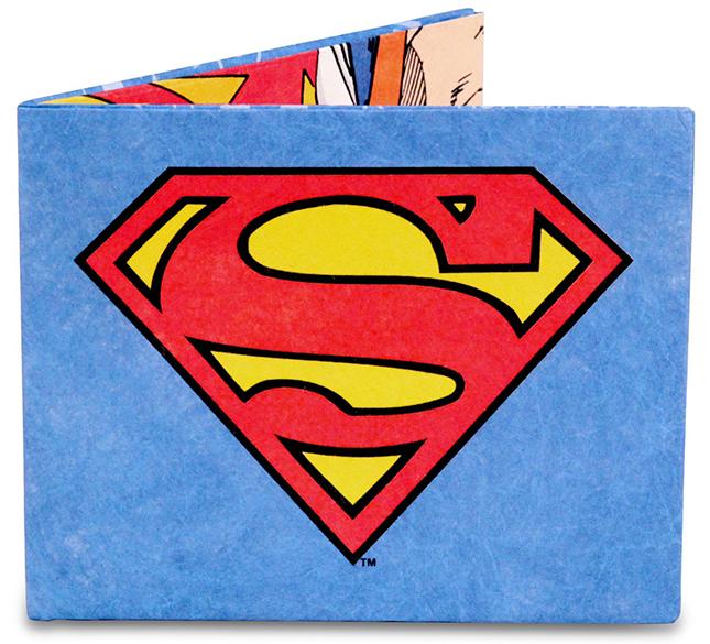 Buy Superman Mighty Wallet on Amazon