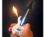 Buy the Guitar LED Light Lighter on Amazon