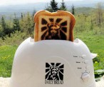 Buy the Jesus Toaster on Amazon