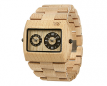 Buy the WeWood Jupiter Wooden Wrist Watch on Amazon