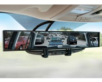 Panoramic Rearview Mirror - The No Blind Spot Rear View Mirror for Cars