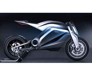 Audi-Ducati Motorbike Concept