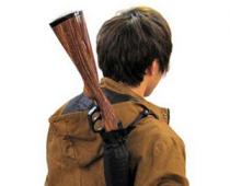 Buy the Shot-gun Umbrella on Amazon