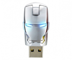 Iron Man Head 8GB Flash Drive