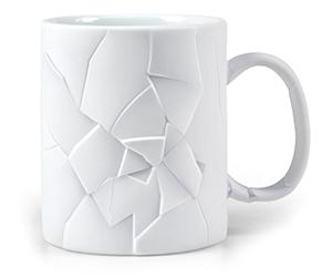 Cracked Up Mug Coffee Makes Me Poop