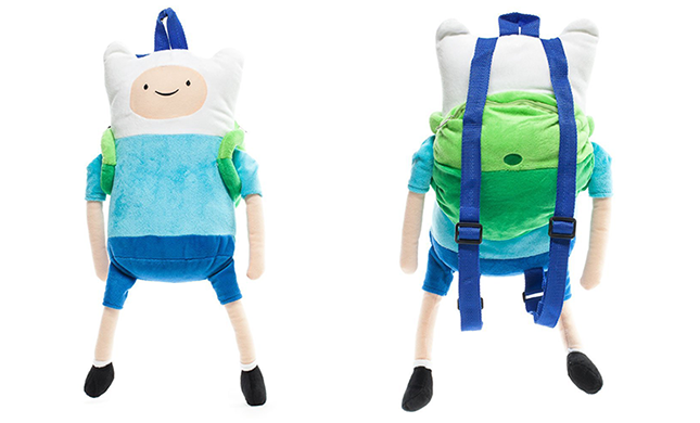 Buy Finn Plush Backpack on Amazon