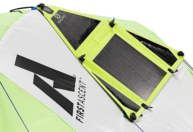 Katabatic Solar Tent