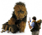 Chewbacca Deluxe Backpack
