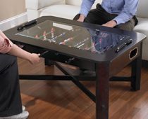 Chicago Gaming Pinnacle Foosball Coffee Table