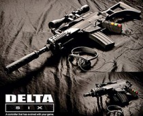 Delta Six - the New Game Controller