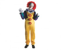 Pennywise Evil Clown Costume