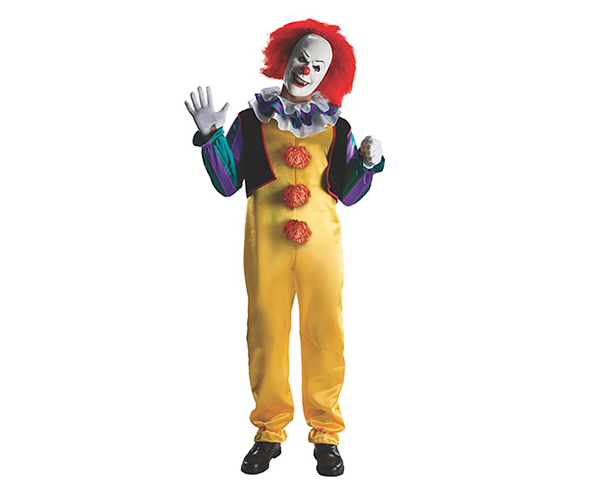 Quot It Quot Pennywise Evil Clown Costume