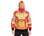 Iron Man 3 Mark 42 Men's Costume Hoodie