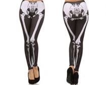 Sexy Skeleton Leggings