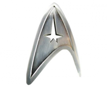 Star Trek Command Division Insignia