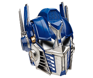 Transformers Optimus Prime Helmet With Voice Changer