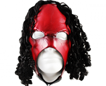 WWE Kane Mask with artificial Hair