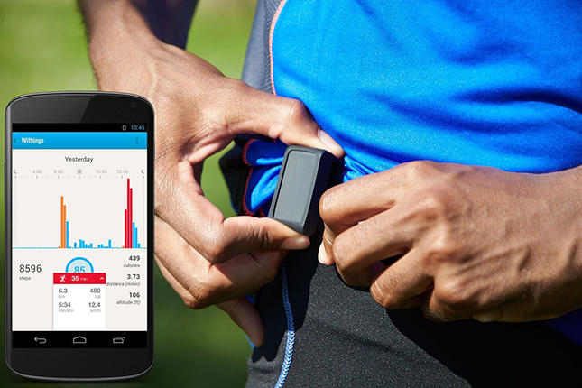 Withings Pulse Vitality Tracker Device