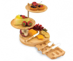 3 Tiered Cheese Serving Set