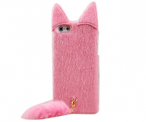 Cute 3D Plush Case for iPhone 5