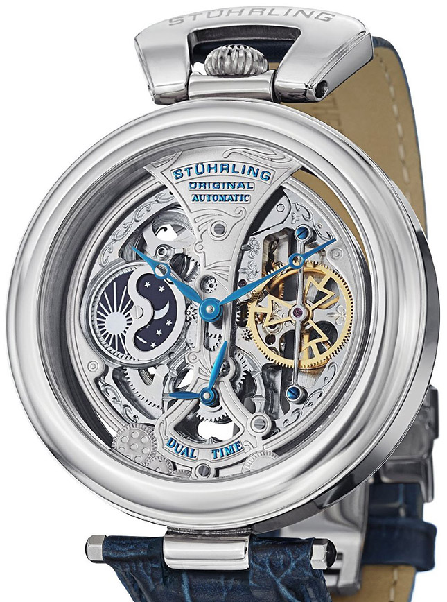 Men's Wristwatch by Stuhrling Original