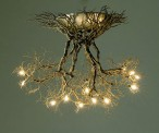 Root Handmade Ceiling Lamp