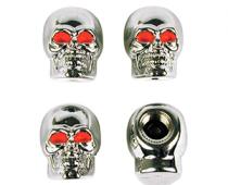 Skull Valve Caps