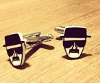 Breaking Bad Heisenberg Cuff-Link