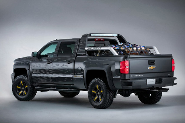 2014 Silverado Black Ops Concept by Chevrolet