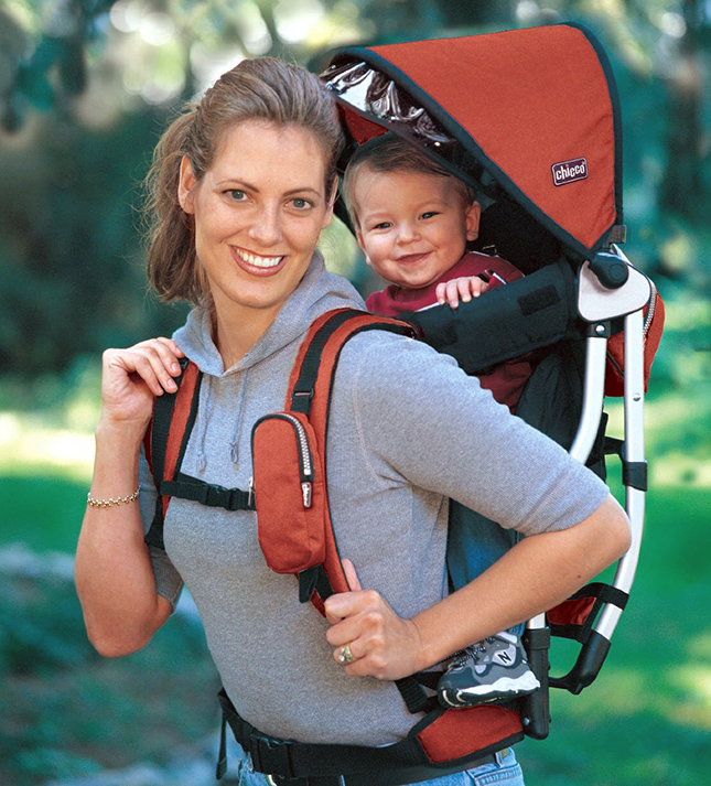 Chicco Smart Support Baby Backpack Carrier