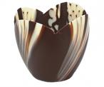Chocolate Tulip Cups