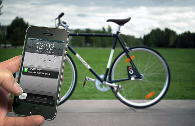 Lock8 - the Smart Bike Lock