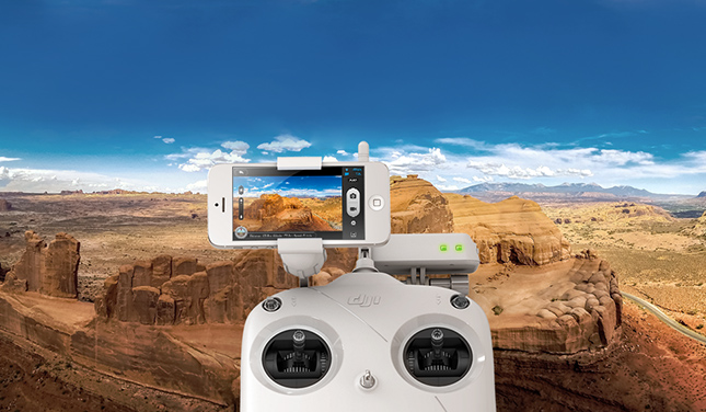 Phantom 2 Vision Quadrocopter-Your Flying Camera