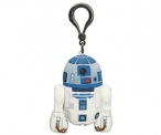 R2-D2 Talking Plush Keyring
