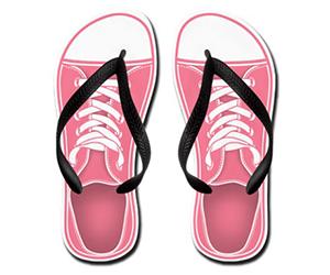 03afee7d6d94 Sneaker Flip Flops