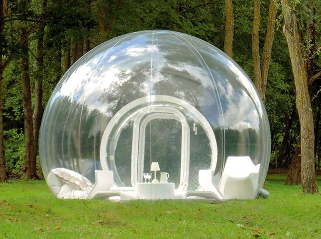 The CristalBubble