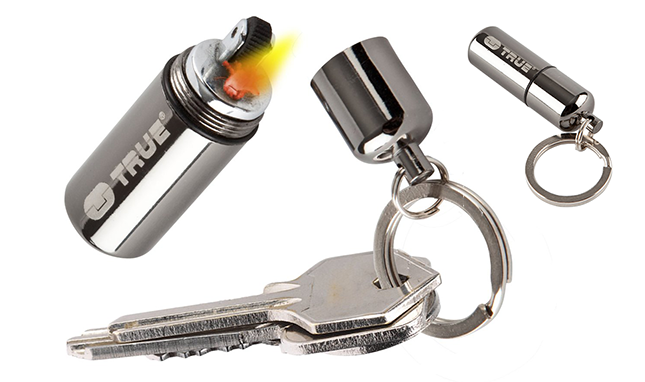 True Utility FireStash Keyring Lighter
