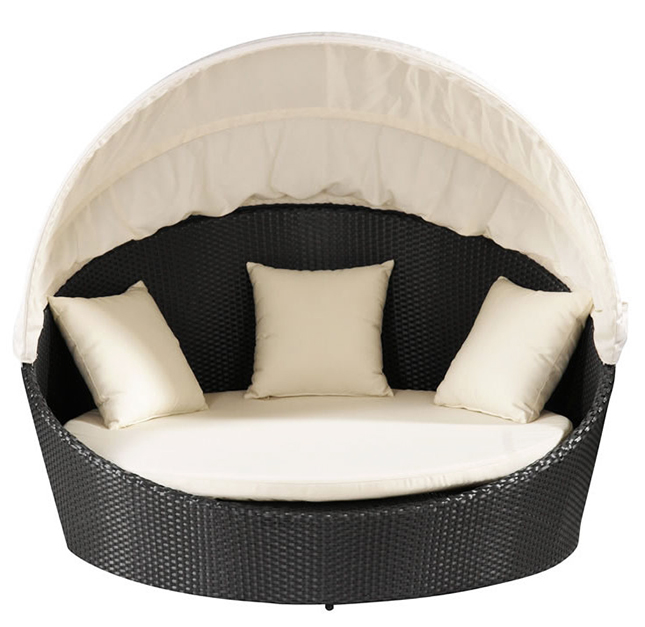 Colva Canopy Outdoor Daybed
