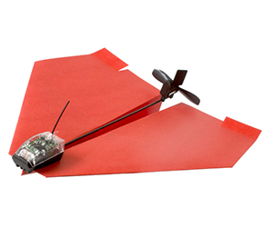 Electric Paper Airplane