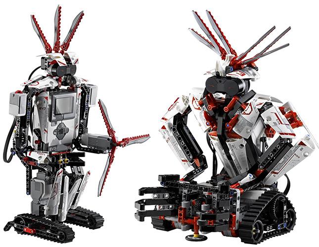 Lego Mindstorms Ev3 Building Instructions