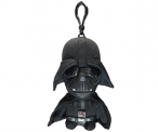 Star Wars Talking Plush Keychain - Darth Vader