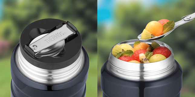 Thermos Travelling Food Jar
